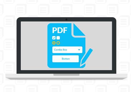 Criar Formulários PDF no Mac