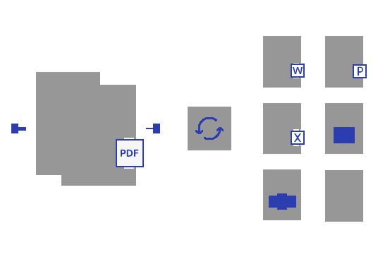 converter pdfs
