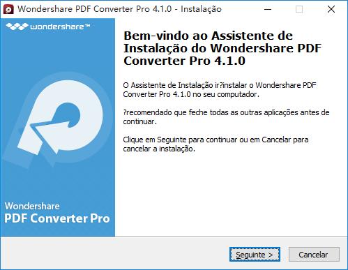 Instalar pdf conver pro