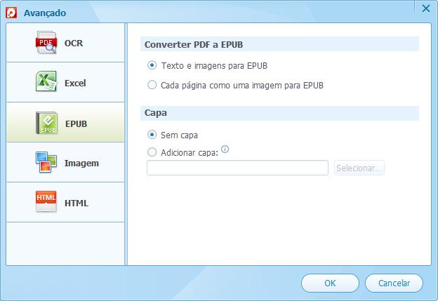 Converter pdf para epub