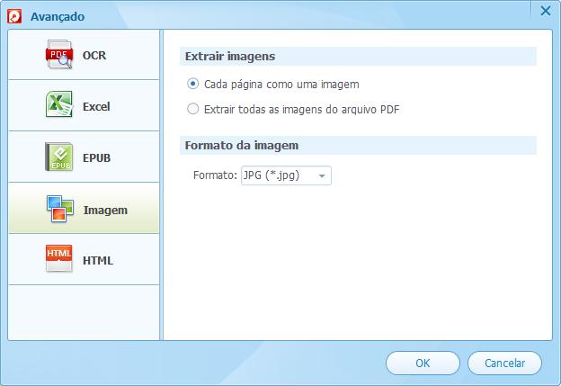 Converter pdf para imagem