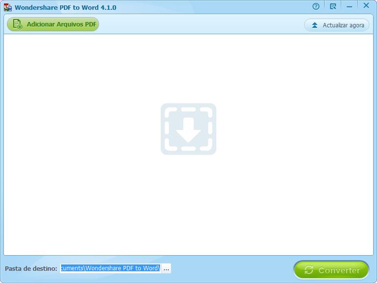 Carregar arquivos pdf