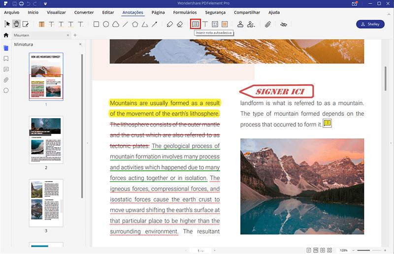 anotar pdf
