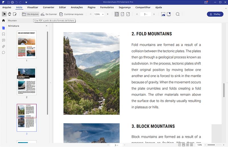 criar pdf com google docs
