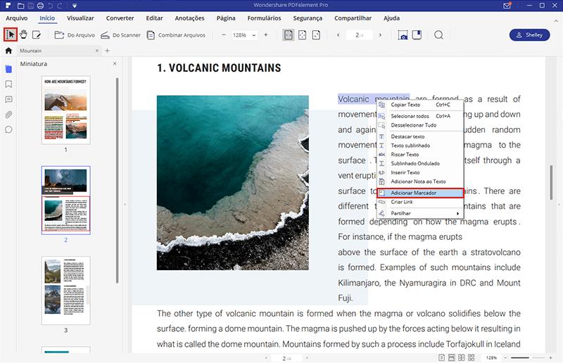 add bookmark pdf