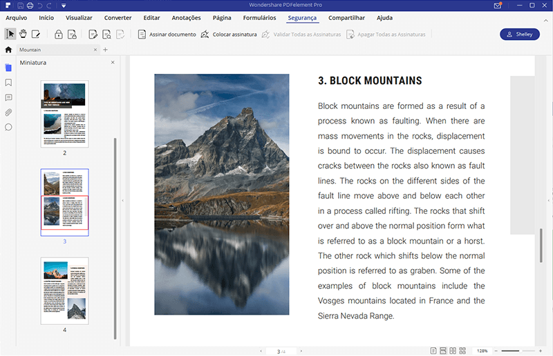 como assinar pdf