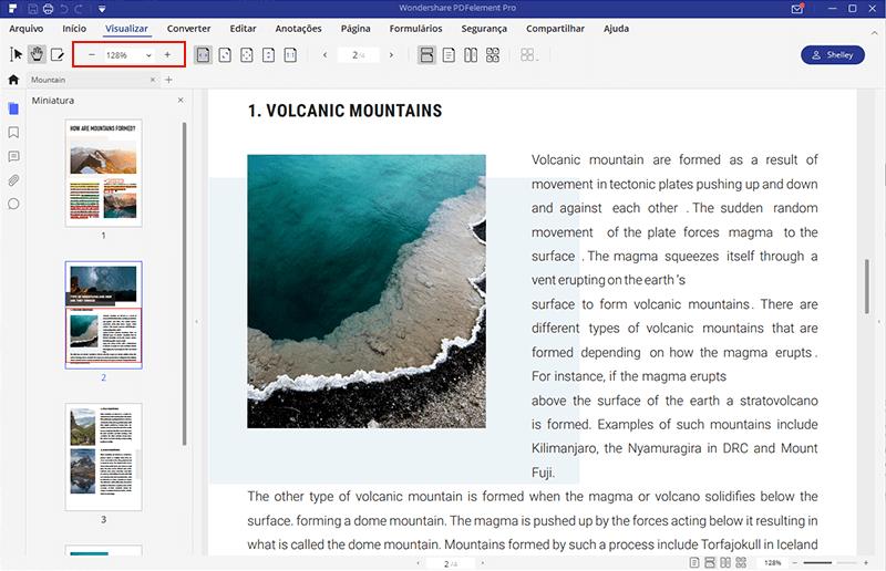 editor de pdf móvel