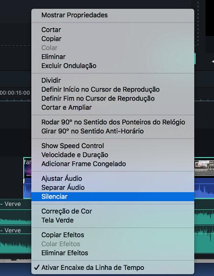 Filmora9 for Mac Audio Editing
