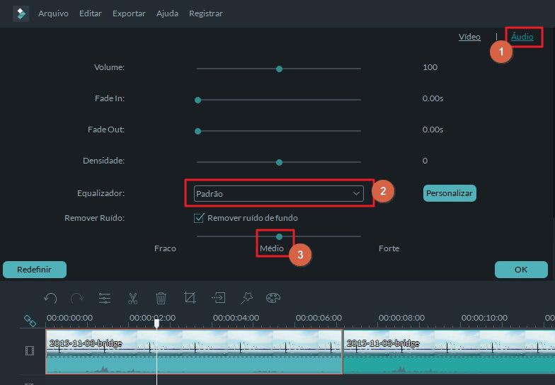 audio-denoise
