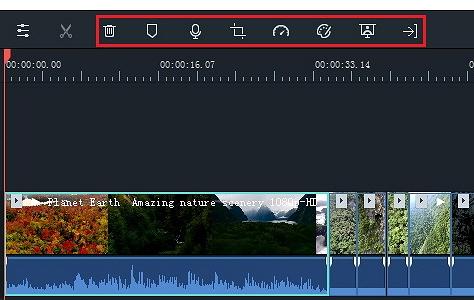 edit scene detection