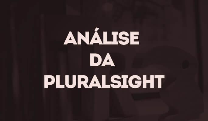 Análise da Pluralsight