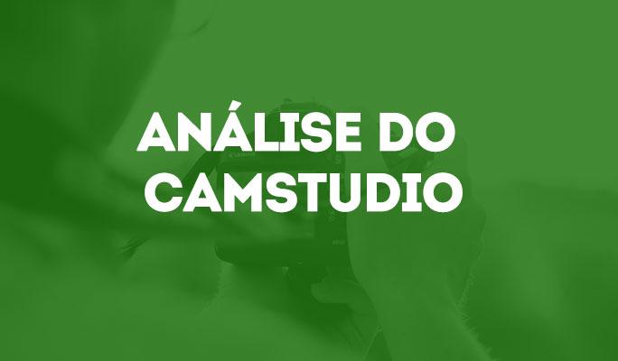 Análise do CamStudio