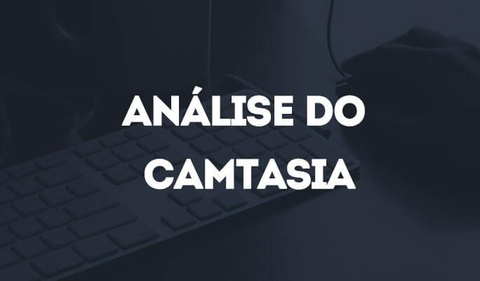 Análise do Camtasia