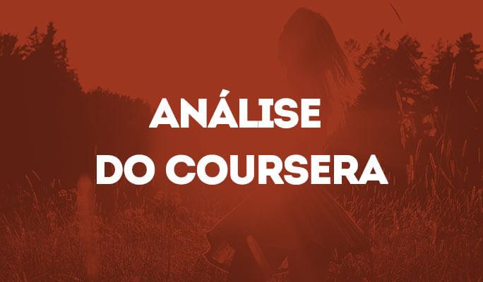 Análise do Coursera