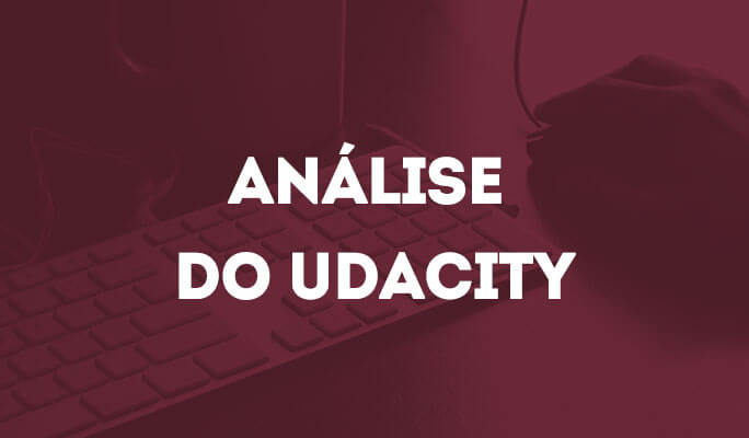 Análise do Udacity