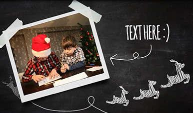 4 Formas Gratuitas para Criar Cartões de Vídeo de Natal