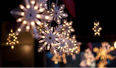 Como Fotografar Luzes de Natal