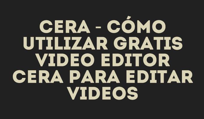 Como Usar o Editor de Vídeos Gratuito Wax para Editar Vídeos
