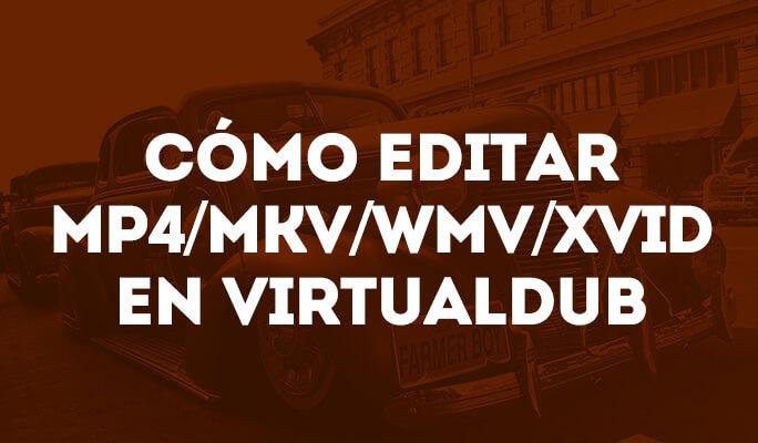Como Usar o VirtualDub para Editar e Capturar Vídeos