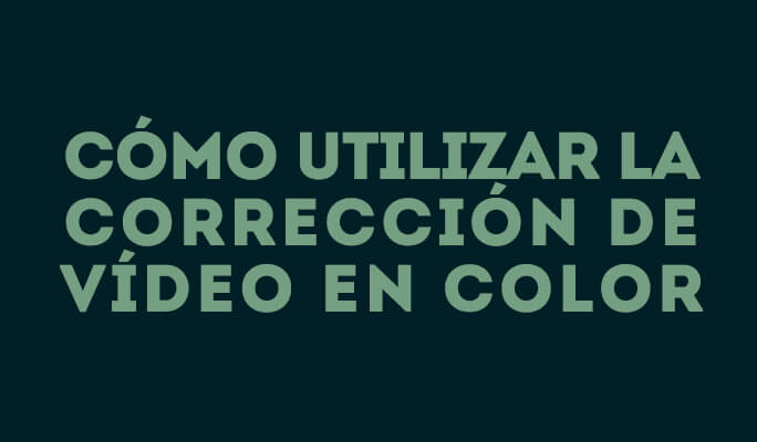Como Corrigir Cores no iMovie