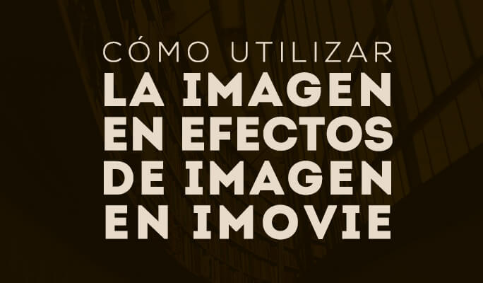 Como Usar o Efeito Picture-in-Picture no iMovie