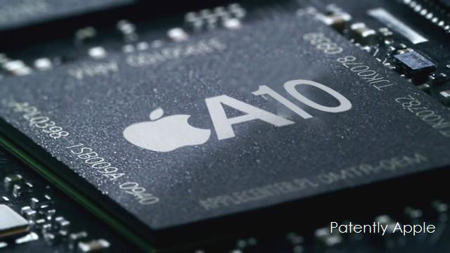 iphone 7/7 plus A10 processor