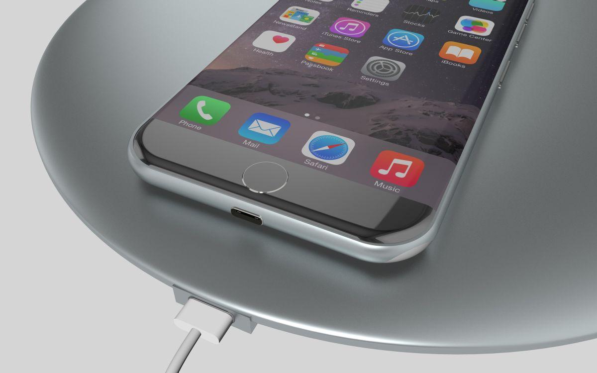 iphone 7/7 plus wireless charging