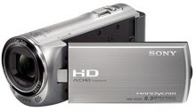 Sony HDR-CX220 HD Handycam Camcorder