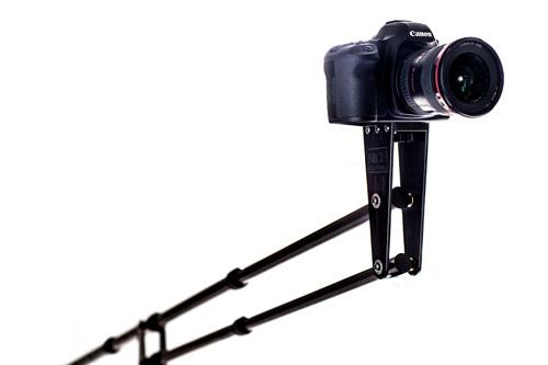 equipamentos de estabilizar vídeos aviator travel jib