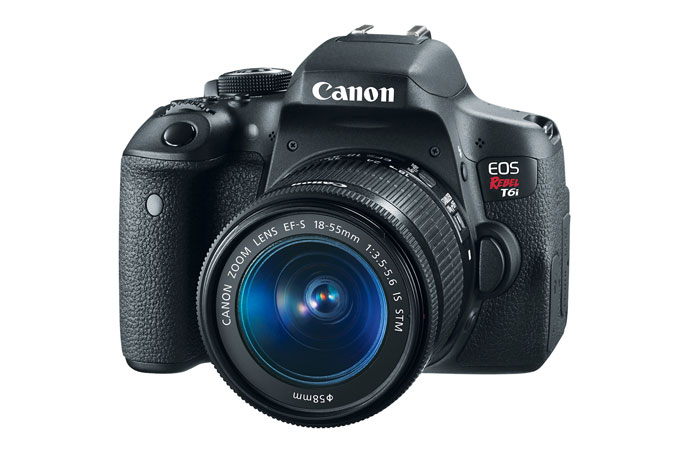 Canon EOS Rebel T6i