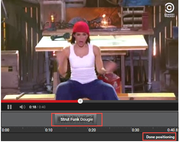 Add Music to YouTube Video 4