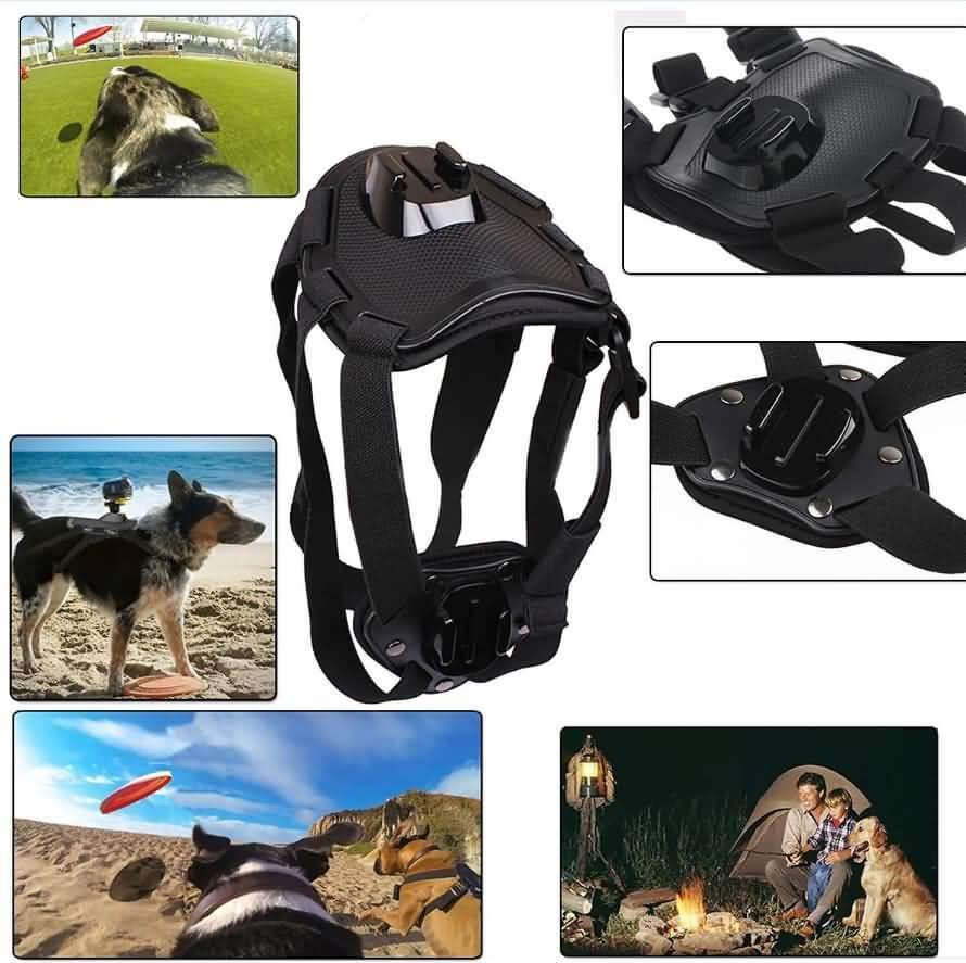 EEEKit Dog Mount Kit for Sony Action