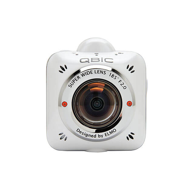 câmera de aventura elmo