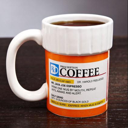 presentes para dia dos pais - caneca de café