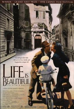 Life is Beautiful - A Vida é Bela - filmes para dia dos pais