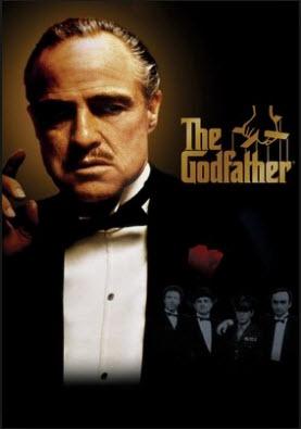 The Godfather - O Padrinho filmes para dia dos pais