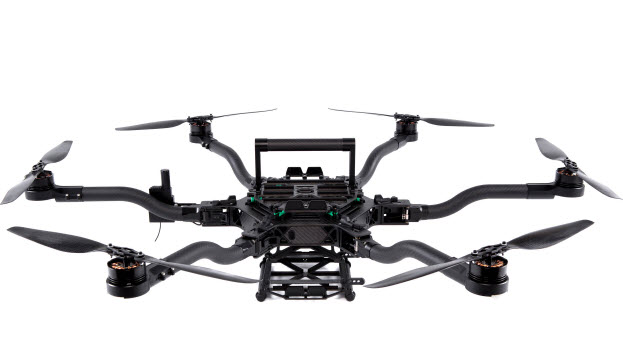 freefly systems alta uav