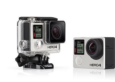 as melhores câmeras de aventura