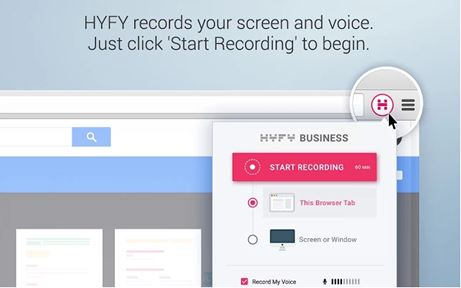 HYFY Screen Recorder