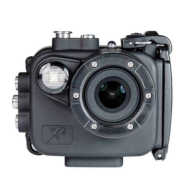 intova x2 câmera de aventura