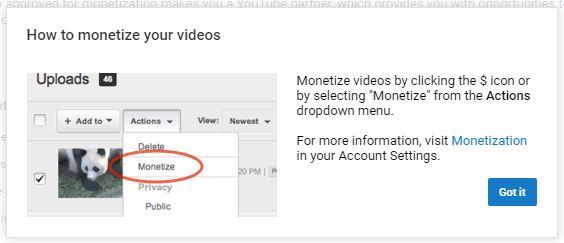 ganhar dinheiro no youtube