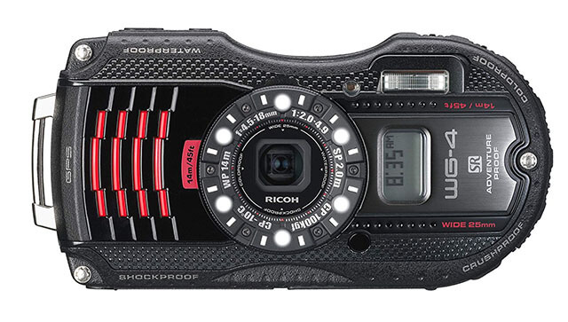 ricoh wg-m2 câmera