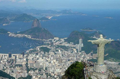 lugares mais visitados pelos brasileiros