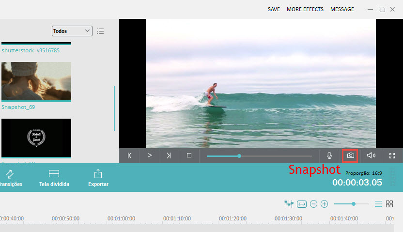 how to capture video frames