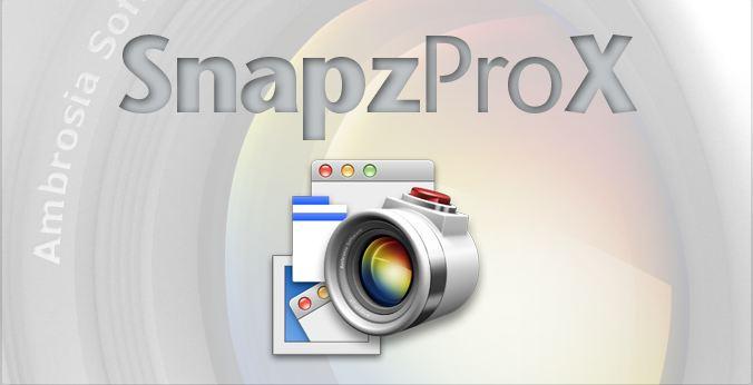 snapz-pro-x