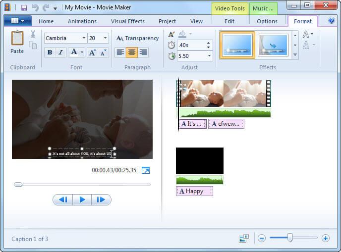 cortar vídeo