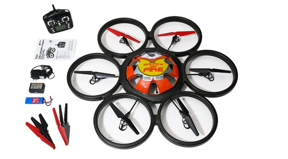 wltoys hexacopter rc quadcopter