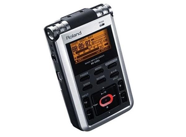 Gravador MP3