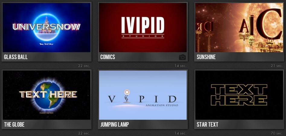 usar iVidID para intro do youtube