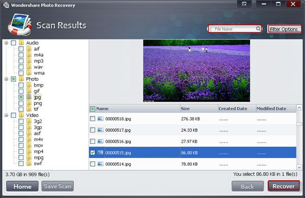 retrieve deleted photos from motorola photon 4g